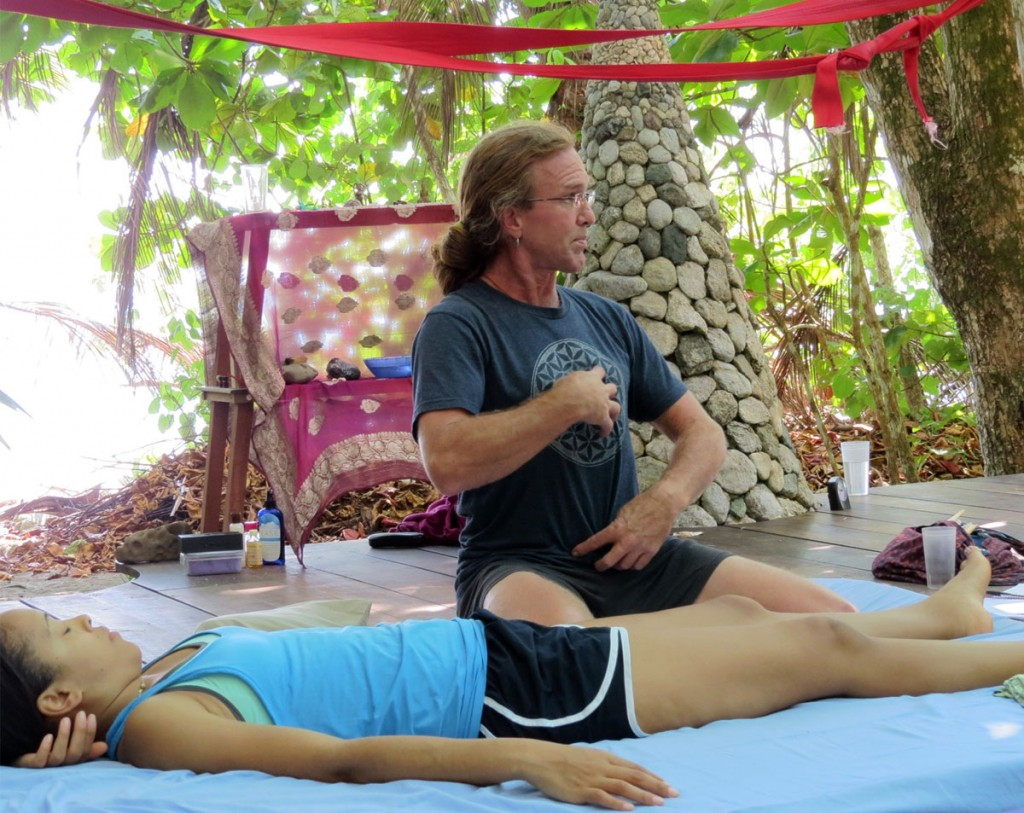 Group & Private Continuing-ed Courses - Thai Massage & Bodywork